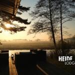 Ferienhaus Lüneburger Heide - Heide Lodge - Heide Haus